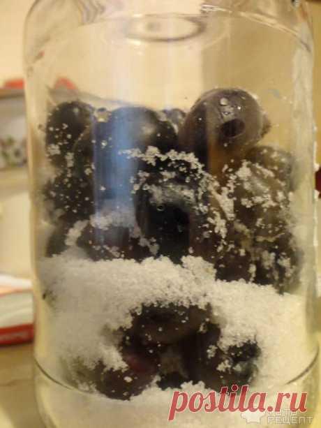 Рецепт: Засолка оливок | естественный процесс ферментации