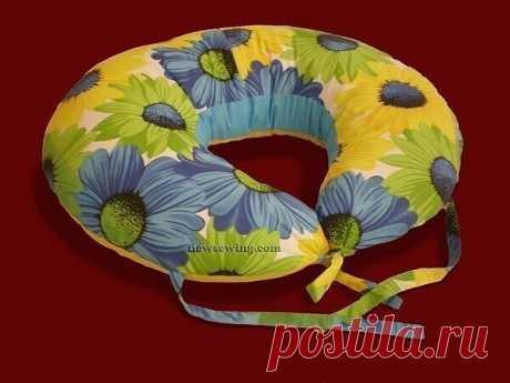 Road pillow - a head restraint!