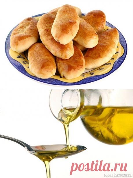 В какой пропорции заменить сливочное масло маргарин растительным (выпечка)?