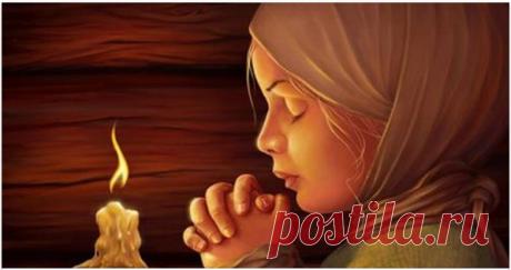 Эта молитва способна за считанные минуты снизить температуру, снять любую боль. - Все Для Женщины (ВДЖ)