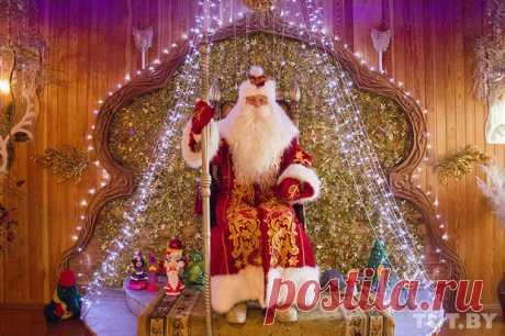 Российская виртуальная резиденция Деда Мороза: отправить красочную открытку от Деда Мороза друзьям, написать письмо деду Морозу, принять участие в конкурсе, поиграть