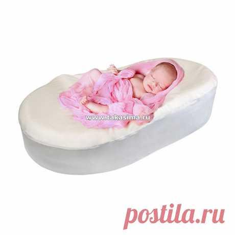 Эргономичный матрас для младенцев Бэйби Люлька