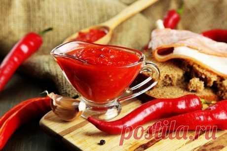 Аджика: 17 рецептов на любой вкус!!! — Вкусные рецепты