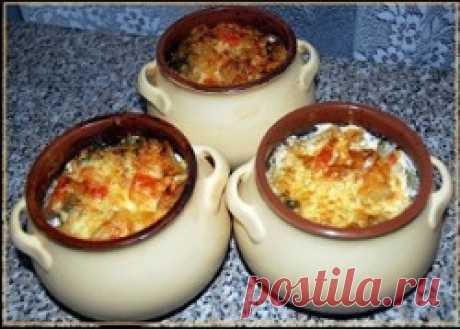 Брынза в горшочке. Оригинальный и простой рецепт блюд в горшочках для микроволновки (СВЧ)