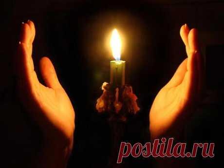 Диагностика по пламени свечи...