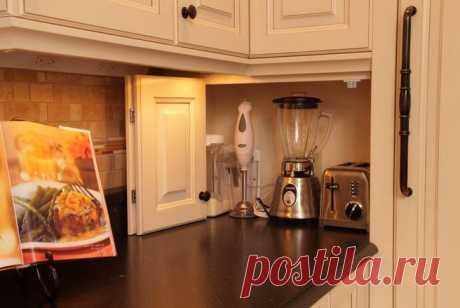Ремонт кухни: 15 супер идей для шкафчиков