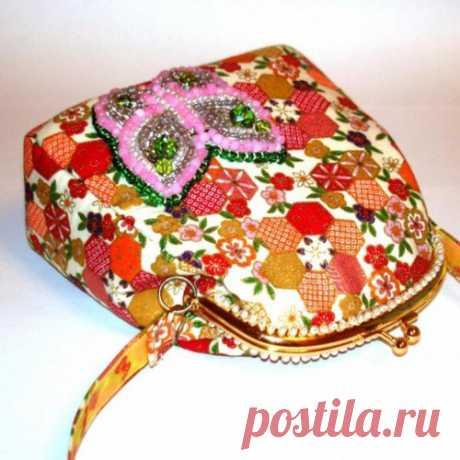 Шьем сумочку для маленькой модницы