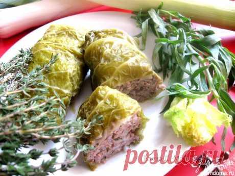Голубцы из Прованса от Марлен Дитрих | Кулинарные рецепты от «Едим дома!»