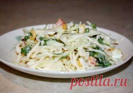 Рецепты салатов с фото от Жрать.ру