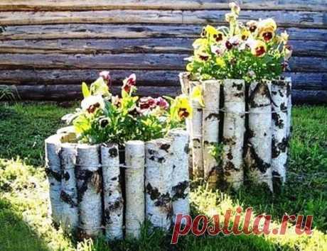 Идеи для интерьера, для сада-огорода. (из интернета)