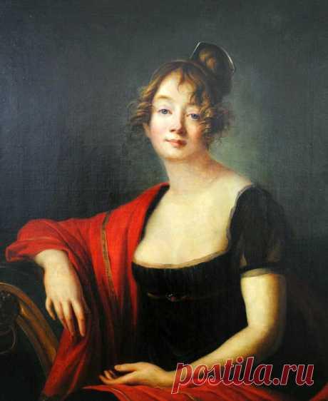 Царствуй на страх врагам...: Луиза Виже Лебрен и ее портреты русской знати