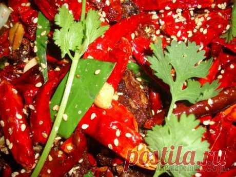 Лацзыцзи - блюдо гурманов