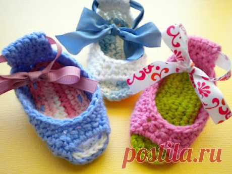AnnaVirginia Мода: Piggy Peeps Детская обувь * шаблон *