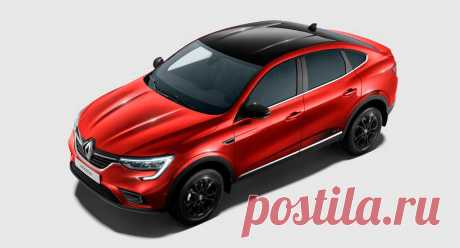 Renault Arkana в лимитированном исполнении Pulse