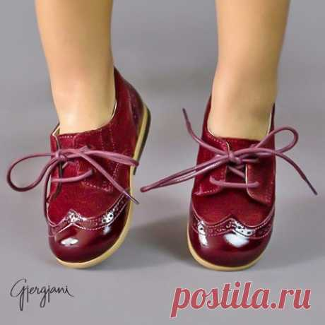 Gjergjani G02-01 by Gjergjani Kids Shoe Collection