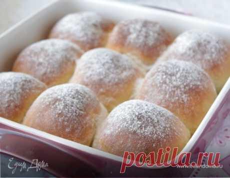 Бухтели с абрикосовым джемом, пошаговый рецепт на 2779 ккал, фото, ингредиенты - ярослава