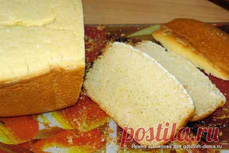 Rice bread (bezglyutenovy) • Recipes for the bread machine