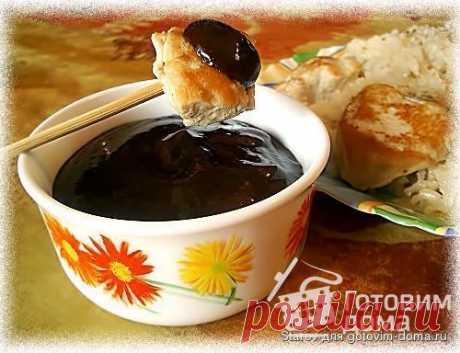 Соус из чернослива - пошаговый рецепт с фото на Готовим дома