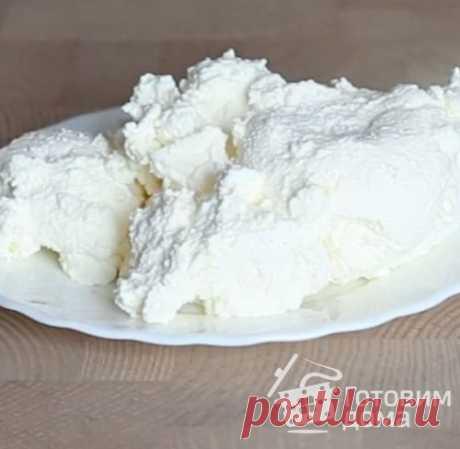 Чем заменить сливочный сыр в домашних условиях - пошаговый рецепт с фото на Готовим дома См. в конце-лучшие рецепты сыра