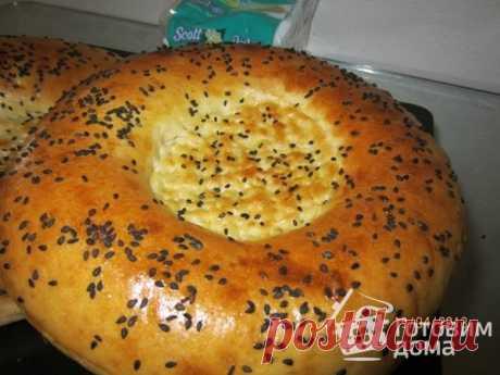 Узбекские лепешки в духовке - пошаговый рецепт с фото на Готовим дома