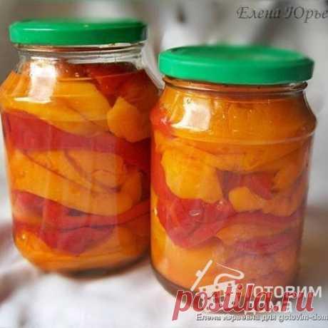 Маринованный сладкий перец (быстро, вкусно и надежно) - пошаговый рецепт с фото на Готовим дома