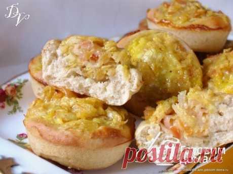 Яблочные мини-пирожки - пошаговый рецепт