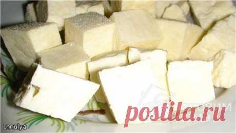 """""""Панир"""" (домашний сыр) - пошаговый рецепт с фото на Готовим дома"""