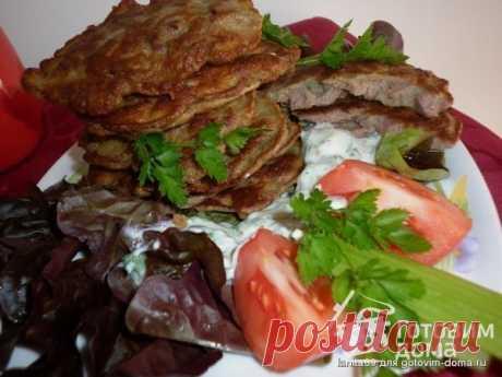 Печёночные рубленые котлетки - пошаговый рецепт с фото на Готовим дома