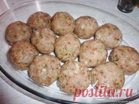 Тефтельки из курицы и гречки в соусе - пошаговый рецепт с фото на Готовим дома