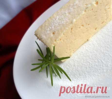 Суфле (прослойка для тортиков и десерта) - пошаговый рецепт с фото на Готовим дома