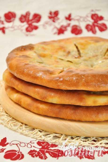Фыдджын (осетинские пироги с мясом) - пошаговый рецепт с фото