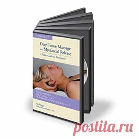 Deep Tissue Massage and Myofascial Release: A Video Guide to Techniques 7 DVDs UK Import: Amazon.de: CMT Art Riggs Certified Advanced Rolfer: DVD & Blu-ray