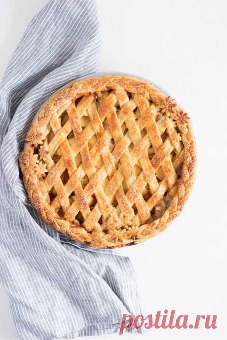 Мисо Карамель Яблочный Пирог-Облачная Кухня