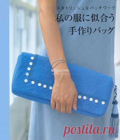 giftjap.info - Japanese book and handicrafts - Fashion feature bag
