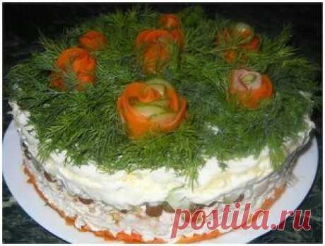 21 потрясающе вкусных и красивых салатов на все случаи жизни