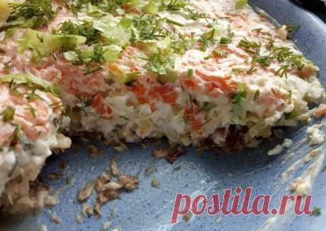Мимоза Автор рецепта А elita - Cookpad