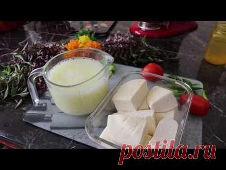 Бездрожжевой, натуральный, сырная продукция большинства, рецепт сыра-TADIMIZTUZUMUZ