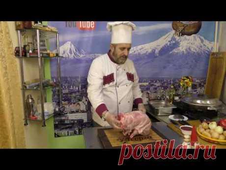 Кролик с овощами. Готовим дома на садж сковороде диск бороне. Вкусный рецепт.
