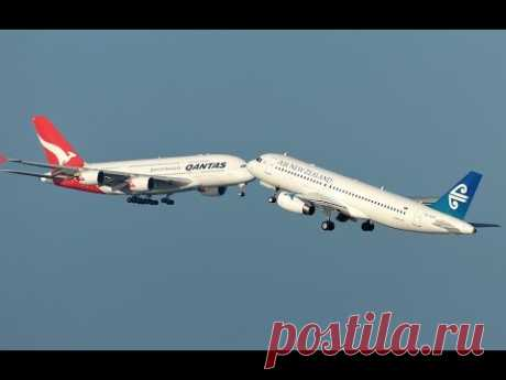 #1 AIRCRAFT NEAR COLLISION AND UNUSUAL INCIDENT COMPILATION