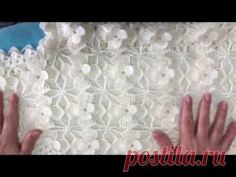 Motifli yeleğin son ütüsü (Flowered Vest Final Ironing)