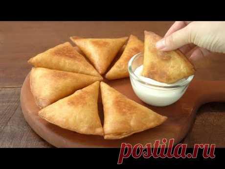 Кесадилья с курицей и хрустящим сыром :: Рецепт мексиканской тортильи