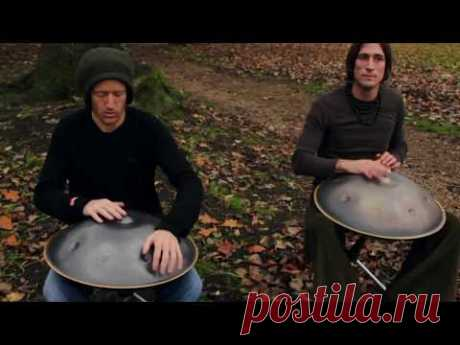 Hang Massive - Once Again - 2011 (hang drum duo) (HD)