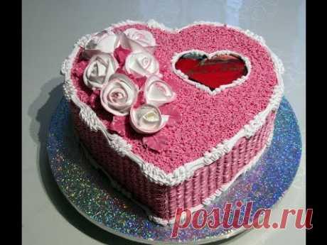Cream registration of cake