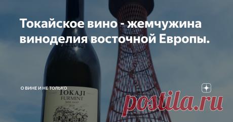 Токайское вино - жемчужина виноделия восточной Европы. Токай - вино названное в честь региона, где оно производится. Оно всегда было популярно и смогло устоять даже в самые трудные, для виноделия восточной Европы, времена после вступления в ЕС, когда виноградники этого региона начали вырубать за ненадобностью. Руководство объединенной Европы, посчитало, что обеспечить регион вином, вполне по силам ведущим винодельческим странам континента. А во в восточной Европе, винодели...