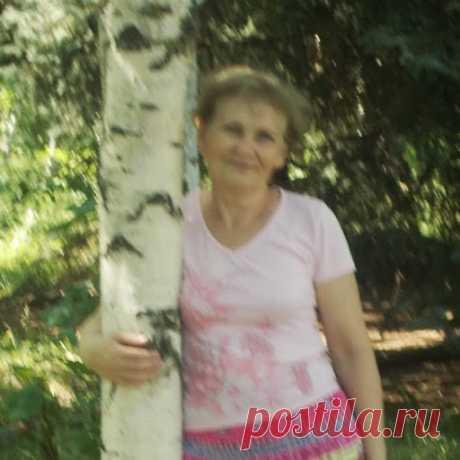 наталия пенькова