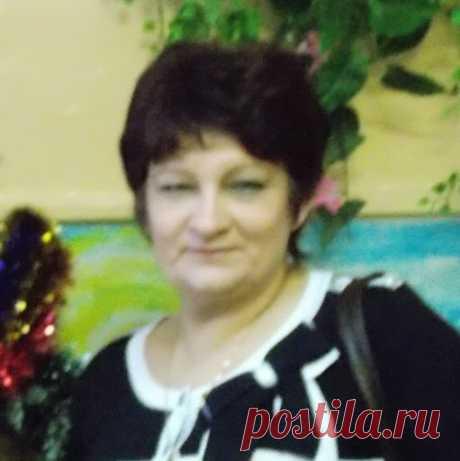 Наталья Чичеватова