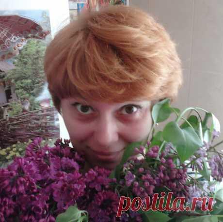 Лилия Гребенькова