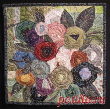 Cherry House Quilts: Little Bouquet Quilt Along