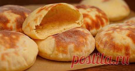 Дрожжевые лепешки из картофеля с кармашками - БУДЕТ ВКУСНО! - медиаплатформа МирТесен
