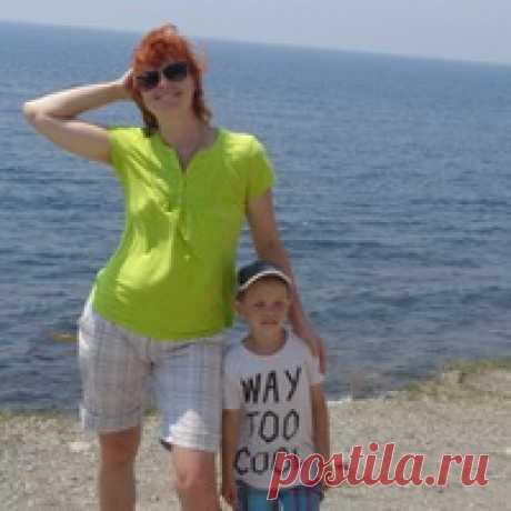 Галина Брусникина